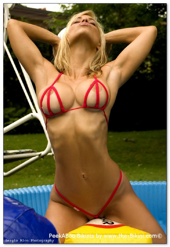 Les plus extrêmes bikinis